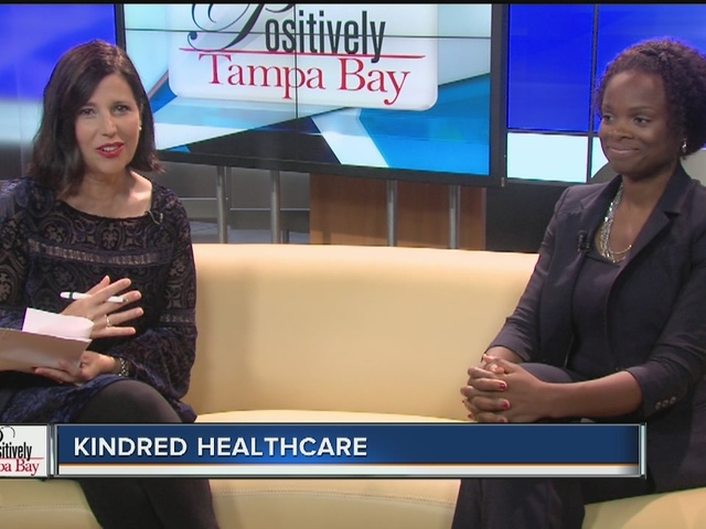 Positively Tampa Bay: Kindred Healthcare