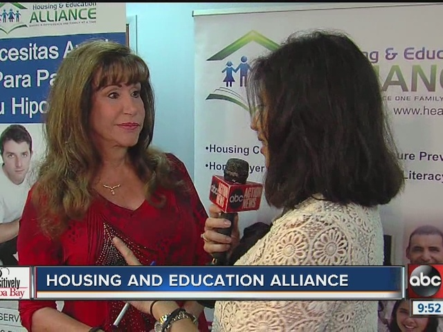 Positively Tampa Bay: Housing & Education Alliance