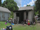 Family faces homelessness after fire