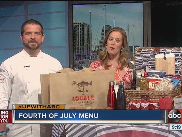 Locale Market chefs plans Fourth of July menu