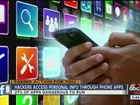 New study shows common apps raise hacking risk