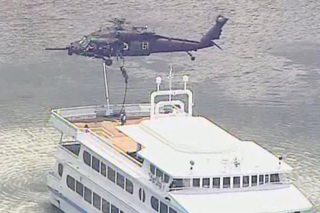 Police, military conducting mock rescue today