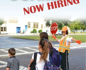 Pinellas Sheriff's Office hiring crossing guards