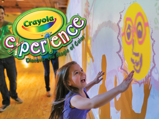 Send in your Crayola Drawing!