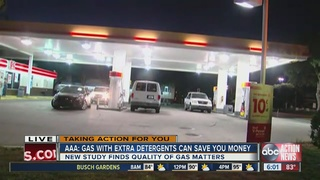 Aaa Auto Club Says Not All Gasoline Is The Same Wfts Tv