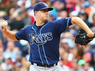 Rays limp into break with 22nd loss in 25 games