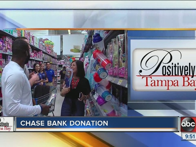 Positively Tampa Bay: CHASE Bank