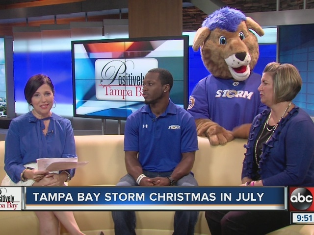 Positively Tampa Bay: Tampa Bay Storm