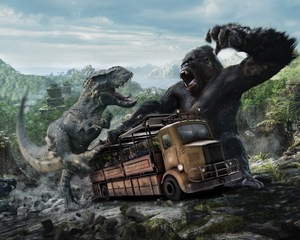 Win Tickets to Universal #ReignOfKong