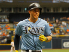 Longoria homers twice, leads Rays past Orioles