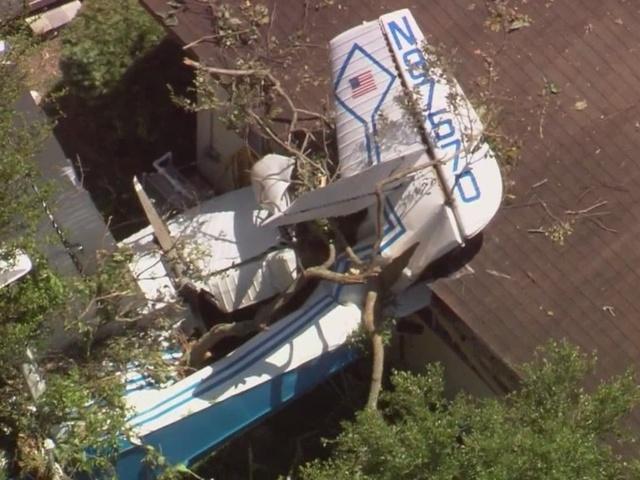 Polk County plane crash near Lake Alfred