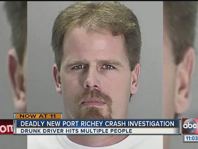 Drunk driver kills scooter driver