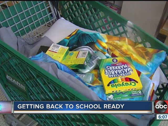 FREE school supplies are available at the Back to School Bash being held…