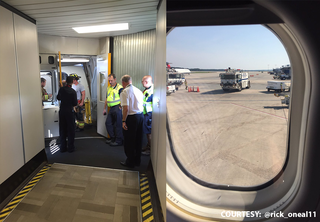 Engine catches fire on Delta flight from Tampa