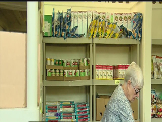 Bay area food banks running low