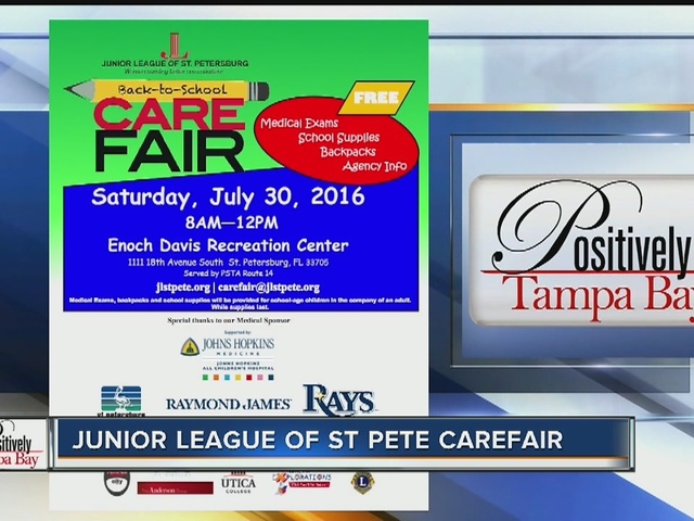 Positively Tampa Bay: 2016 CareFair