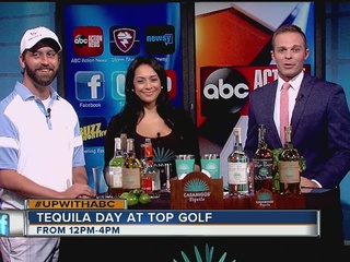 Tequila Day at Topgolf