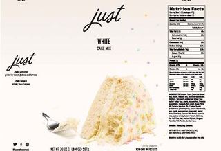 Recall: Mixes Containing Coconut Milk Powder