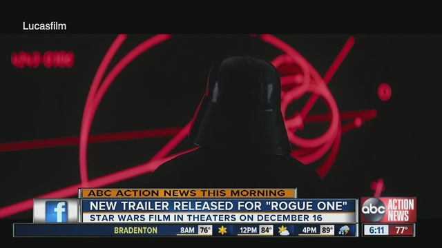 New Star Wars Rogue One