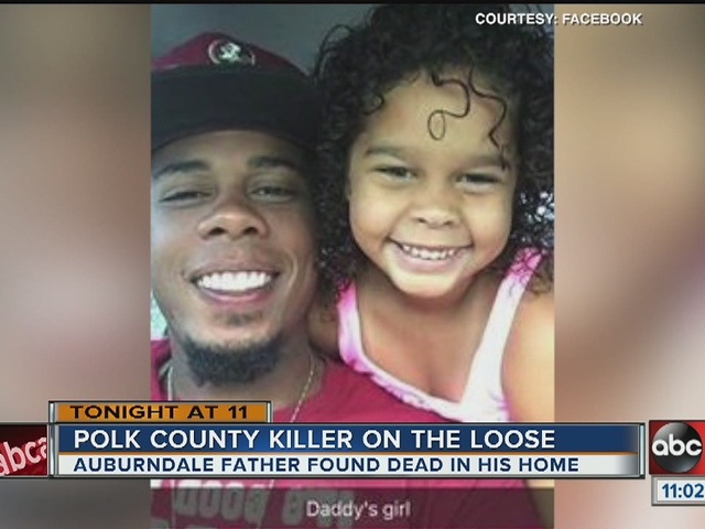 Police search for murderer of young Auburndale father