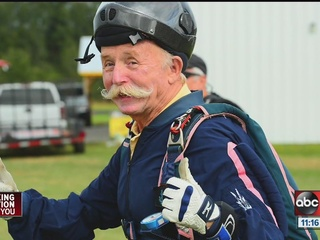 Local skydiver headed to the hall of fame
