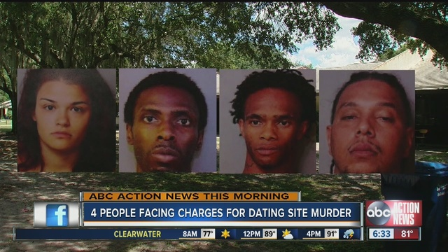 Florida man robbed, killed after online date