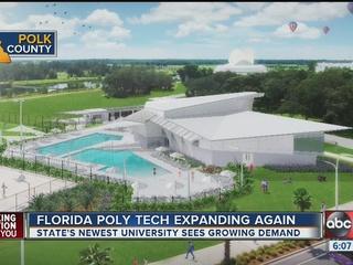 Florida Poly building new aquatics center