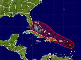 Tracking a possible Florida tropical threat