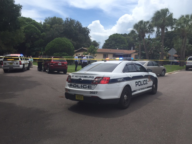 Deputy-involved shooting in St. Petersburg