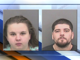 Couple arrested for selling drugs, child neglect