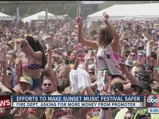 New safety measures planned for SMF