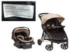 Company recalls strollers due to fall hazard