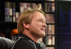 Jon Gruden to honor officers, donate to HS