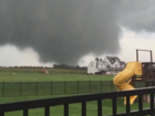 Tornadoes damage Indiana, no serious injuries
