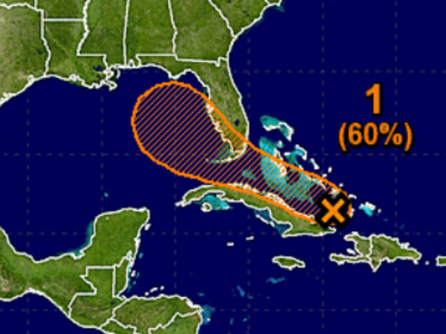 Tropical threat a bit lower for our area