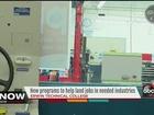 New school programs to help enter workforce