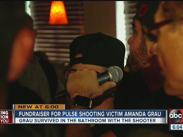 Fundraiser for Pulse Shooting victim