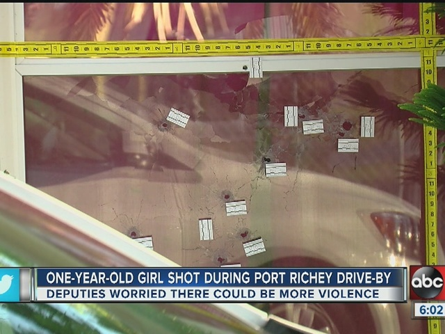 Concerns over more violence after drive-by