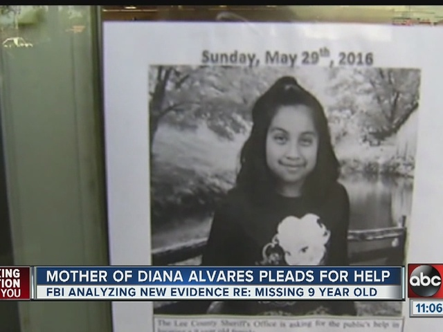 Mom holds onto hope daughter will be found alive