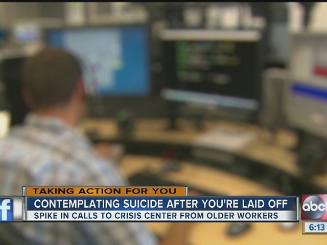 More older workers in crisis, facing pressures and layoffs