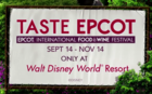Epcot Food & Wine Festival kicks off in Sept.