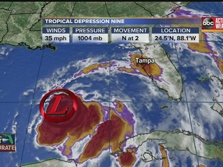 FORECAST: Tracking the tropics