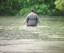 Waist-high flooding prompts some to evacuate