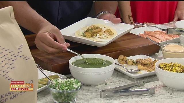 Rubio 39 s coastal grilll wfts tv for Rubio s coastal grill the original fish taco