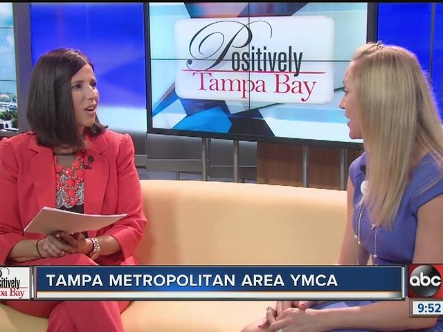 Positively Tampa Bay: Tampa Metropolitan YMCA