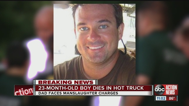 Sheriff: No evidence boy was deliberately left in hot truck
