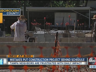 Delayed project tearing up neighborhood 0 46592359 ver1 0 320 240 jpg
