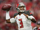 Winston picked off 4 times in Bucs blowout loss