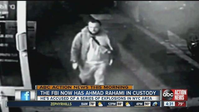 Rahami unconscious after multiple surgeries following shootout, sources say