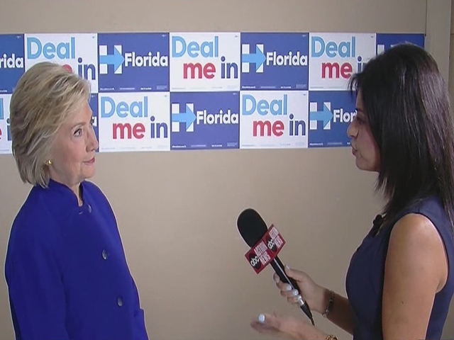 Local Reporter Asks Hillary If She Needs Neurological Tests